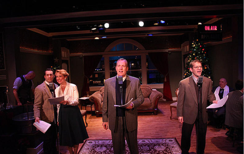 Quot It S A Wonderful Life Live In Chicago Quot Cast Announced