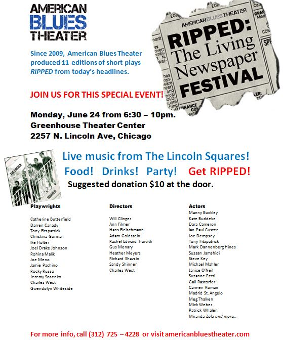 RIPPED FESTIVAL on JUNE 24th!