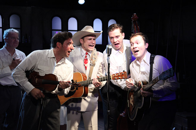 American Blues Extends hit HANK WILLIAMS: LOST HIGHWAY!