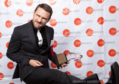 Joseph Jefferson Awards - Matthew Brumlow