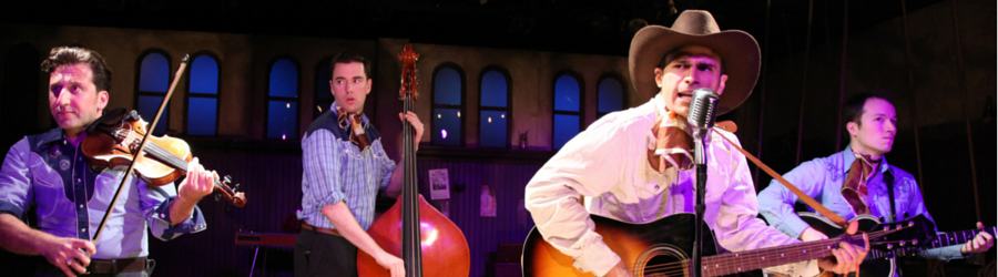 Hank Williams: Lost Highway Chicago Musical