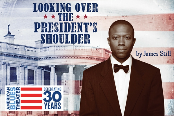 Looking Over the Presidents Shoulder