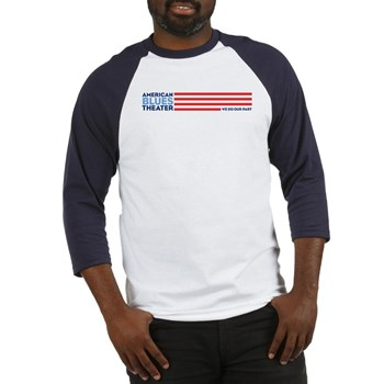 American Blues Theater Baseball Shirt
