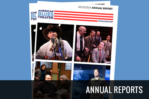 Annual Reports for American Blues Theater