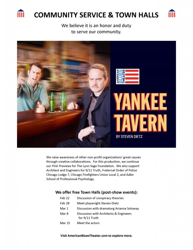 Community Service for Yankee Tavern