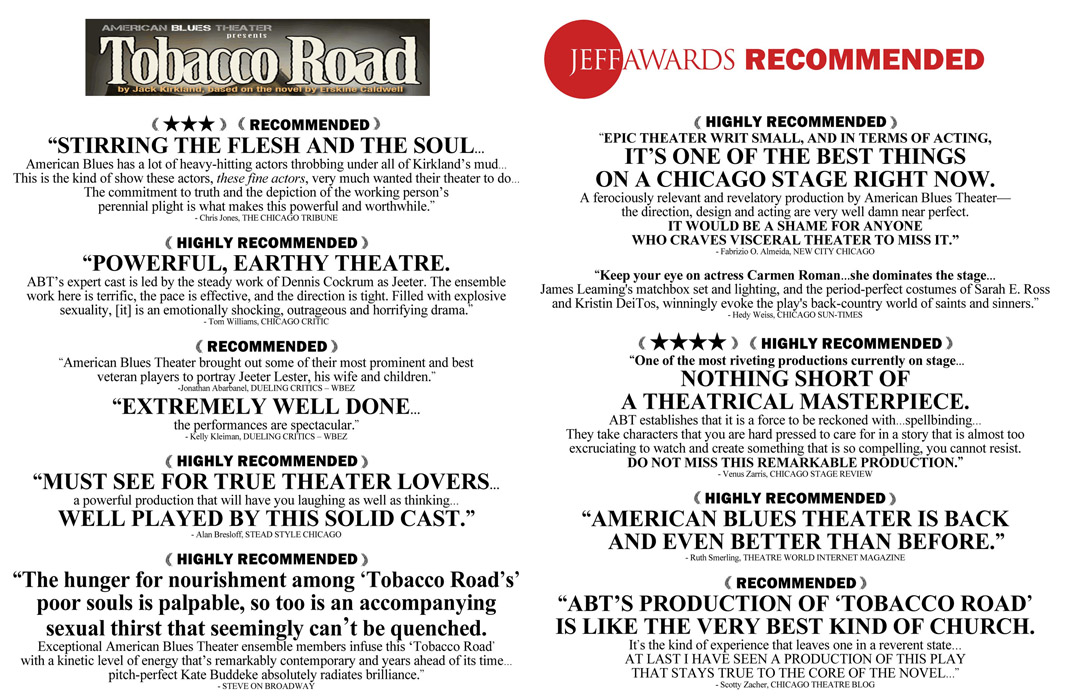 Tobacco Road Reviews Chicago
