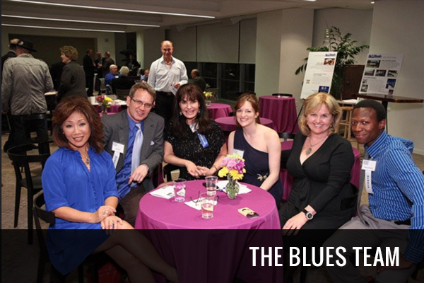 The American Blues Theater Team