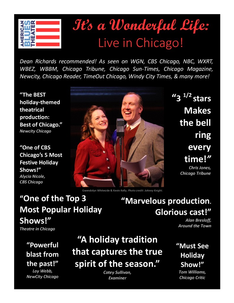 Reviews It 39 S A Wonderful Life Live In Chicago American Blues Theater