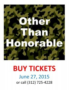 Other Than Honorable Tickets Chicago
