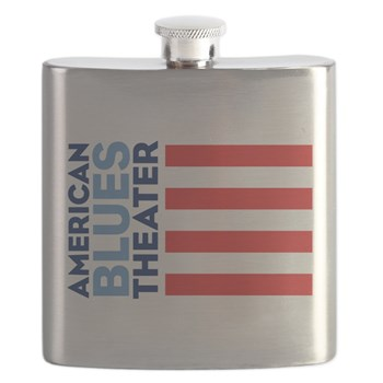 American Blues Theater Flask