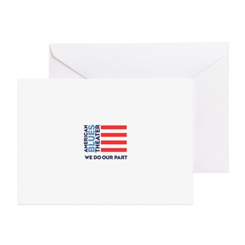 American Blues Theater Greeting Cards