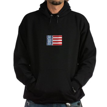 American Blues Theater Black Hoodie
