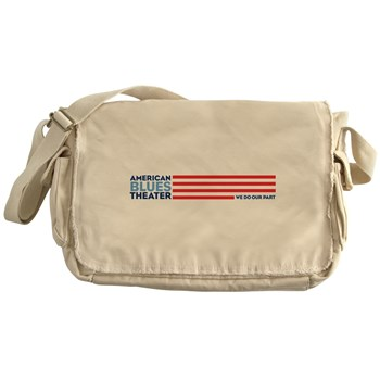 American Blues Theater Messenger Bag