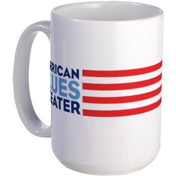 American Blues Theater Mug