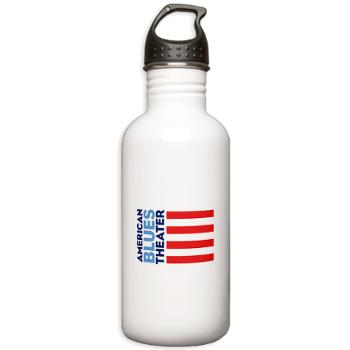 American Blues Theater Water Bottle