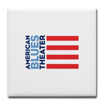 American Blues Theater Coaster