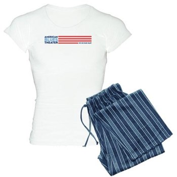American Blues Theater Women's PJs