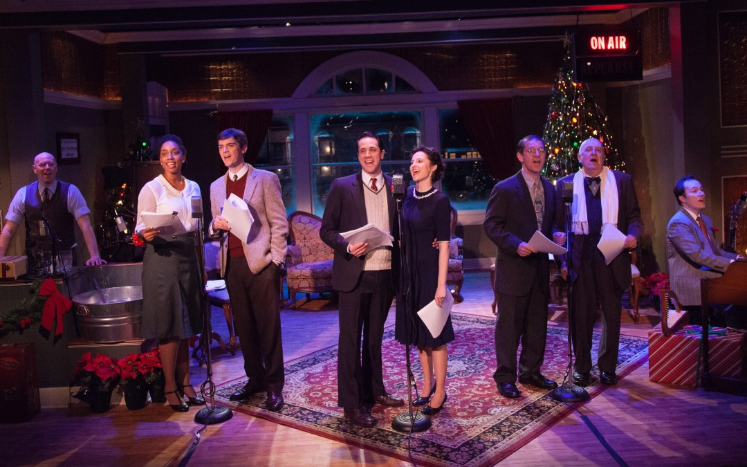 "Rave Reviews for ""It's a Wonderful Life: Live in Chicago!"""