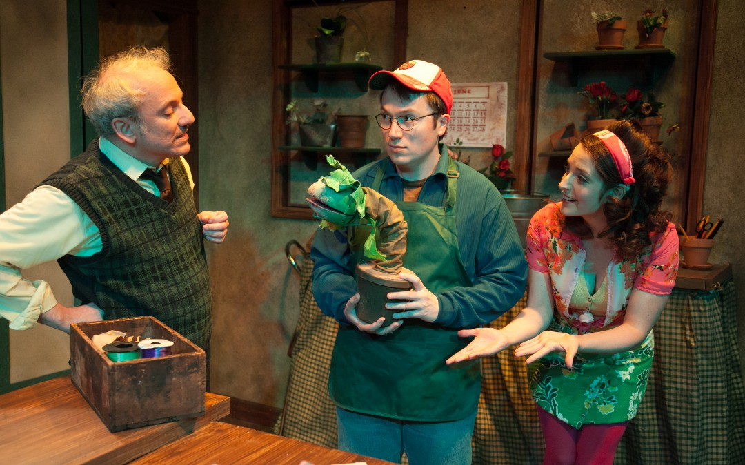 "Critical Acclaim for ""Little Shop of Horrors""!"