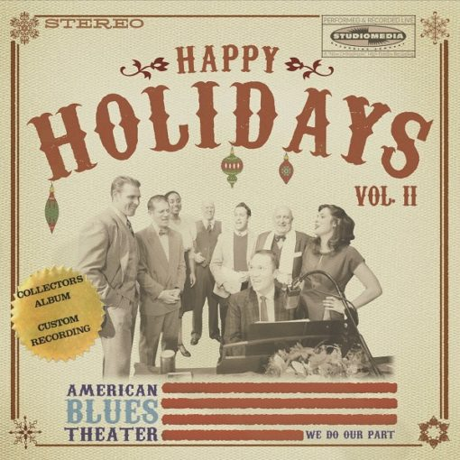 Happy Holidays Vol 2 CD