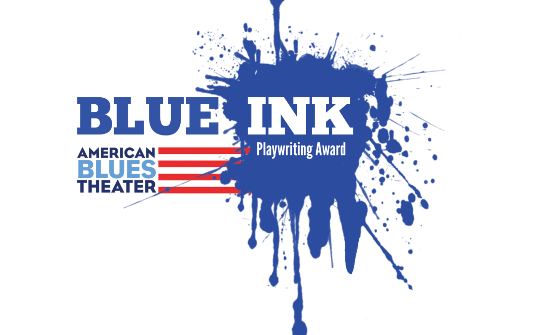 2018 Blue Ink Playwriting Award Winner Announced