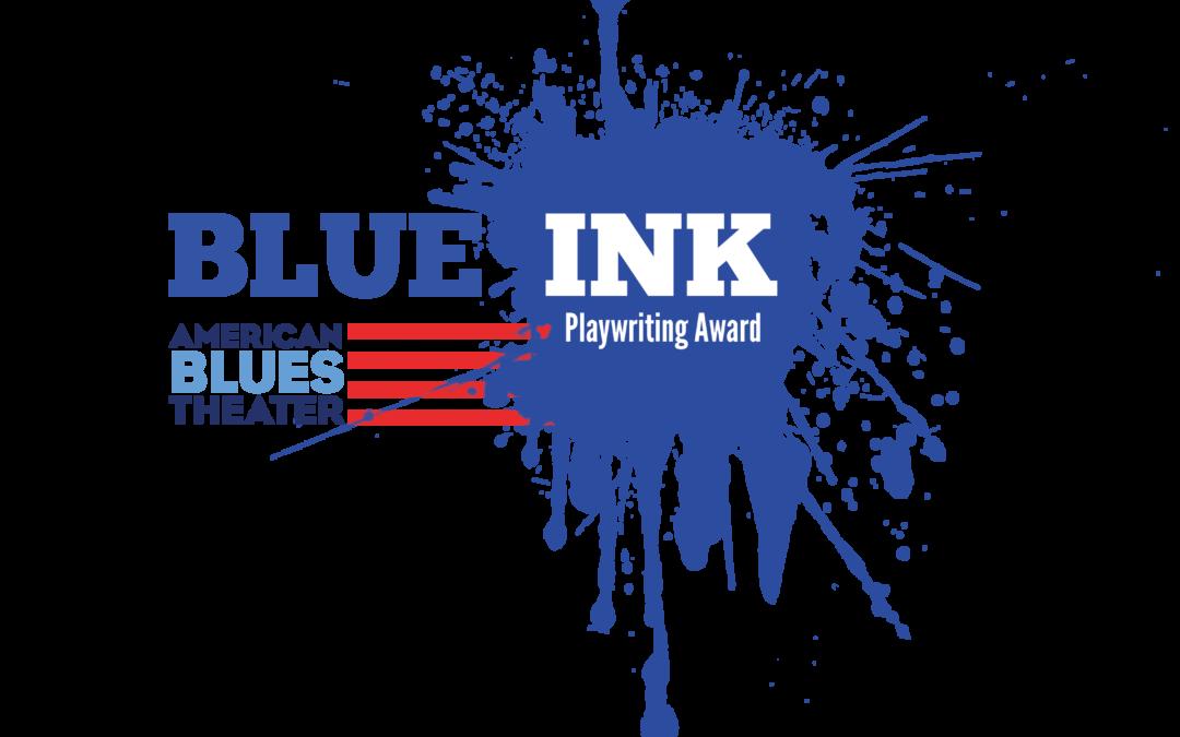 2018 Blue Ink Playwriting Award Winner Announced
