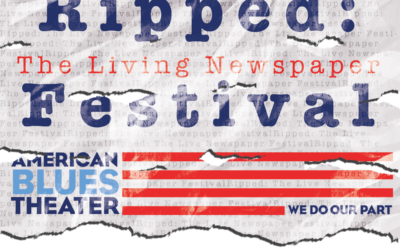 Buy Tickets to 2019 RIPPED: THE LIVING NEWSPAPER FESTIVAL